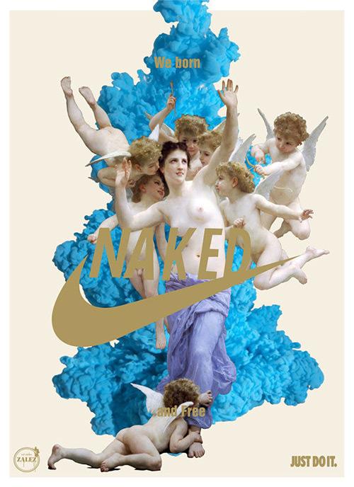 Zalez-Naked-and-free blue-2016-edition2-175x135cm