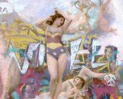 Rafael Costardi Untitled - 2018 Fine art print on aludibond - 84cm x 119cm - 33 x 47inch. - printsigned - Edition 1/1 - Ministry of Walls Streetart Gallery Cologne - The Urban Art Broker - shop